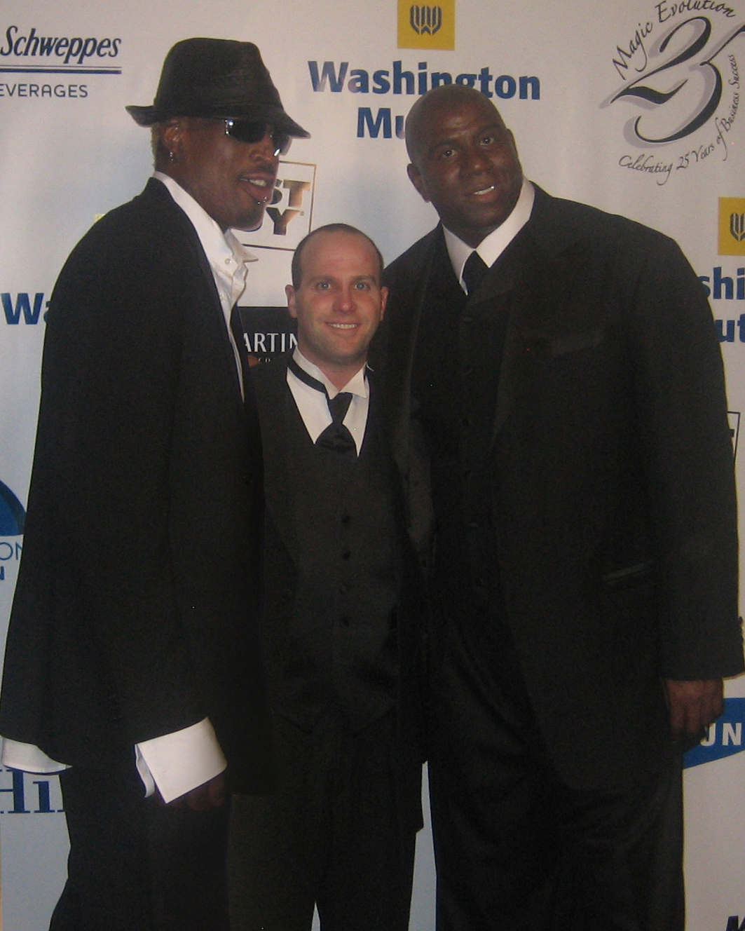 Darren_Prince,_Dennis_Rodman,_Magic_Johnson