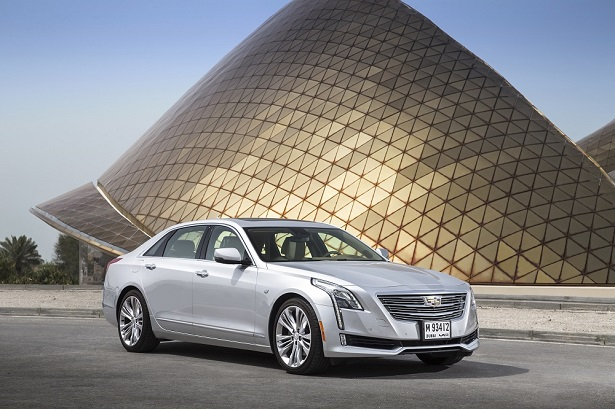 Cadillac-CT6-2017-Front-2