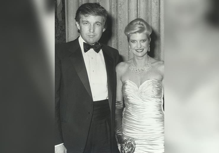 UNITED STATES - Donald Trump and Ivana Trump, circa 1988. (Photo by The LIFE Picture Collection/Getty Images)