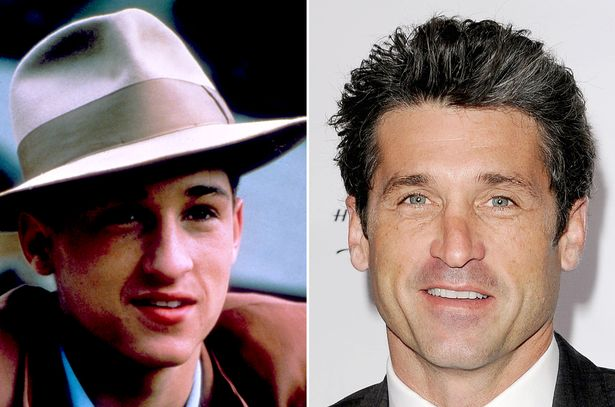 Patrick-Dempsey-before-and-after-nose-surgery