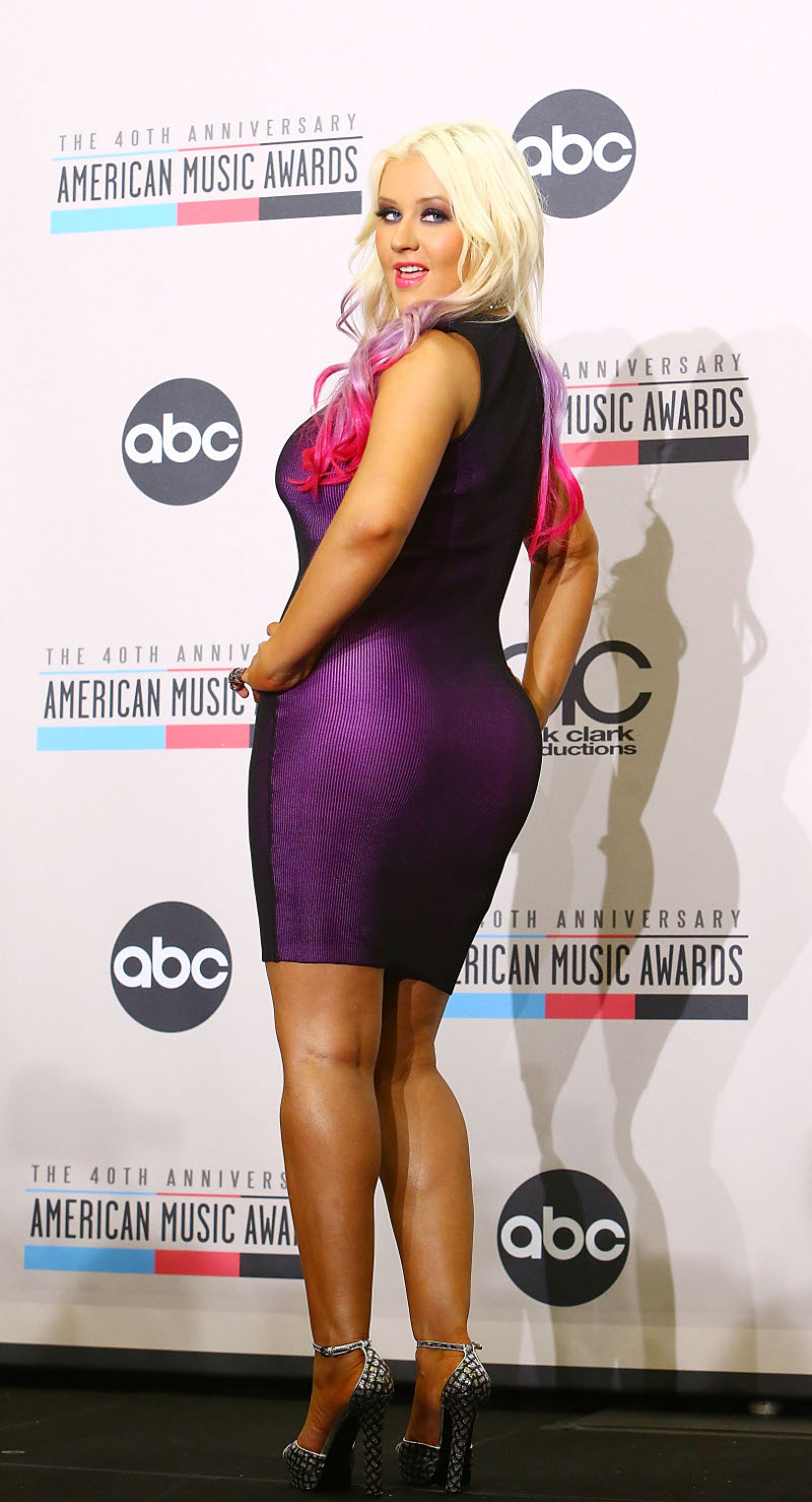 at The 40th Anniversary American Music Awards - Nominations Announcement held at The JW Marriott Los Angeles at L.A. LIVE on October 9, 2012 in Los Angeles, California.