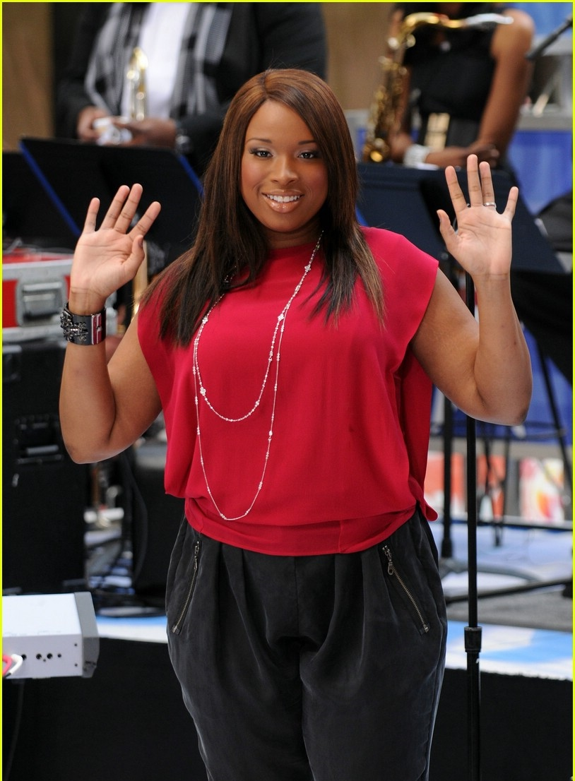 Jennifer Hudson fat 2