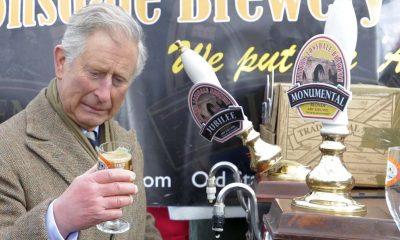 Prince Charles visits Cumbria