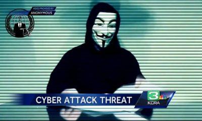 AnonymousCyberAttack